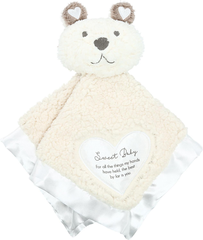 Lovey Blanket Sweet Baby