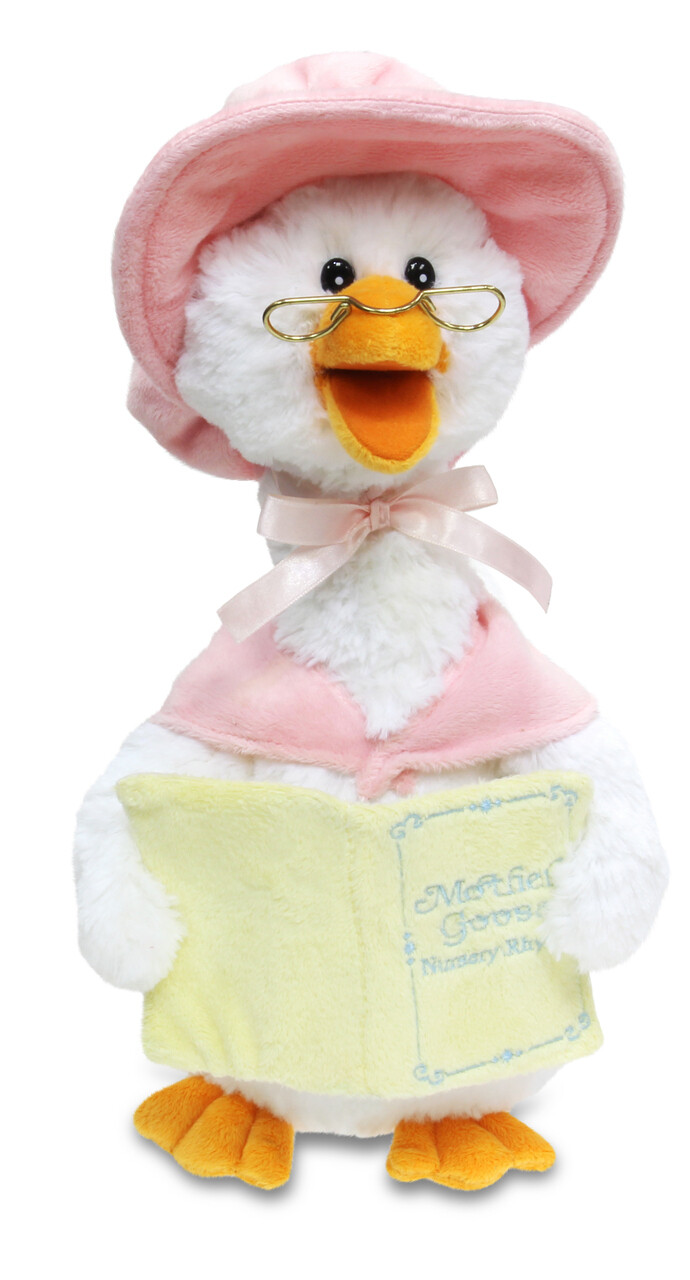 Mother Goose Pink