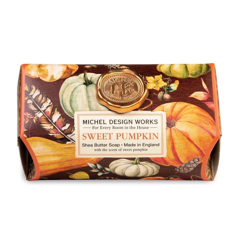 Sweet Pumpkin Bath Soap Bar