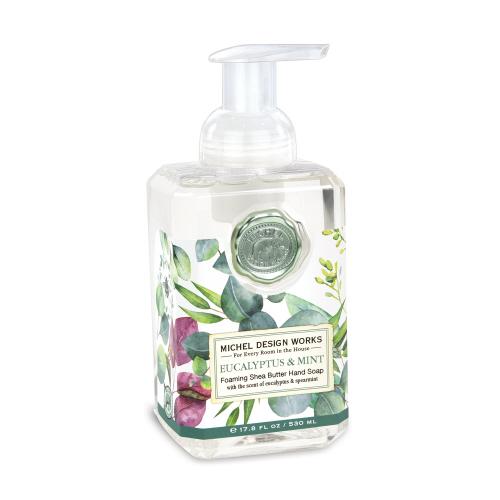 Eucalyptus & Mint Foaming Soap