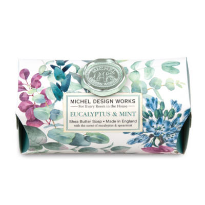 Eucalyptus & Mint Bath Bar Soap