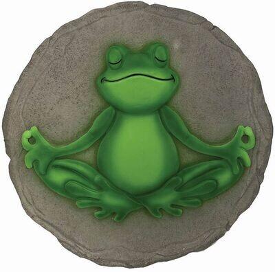 Stepping Stone Yoga Frog