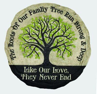 Stepping Stone Family Tree
