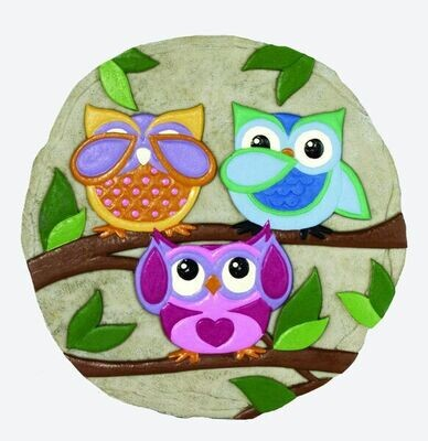 Stepping Stone Owls