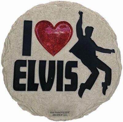 Stepping Stone Elvis