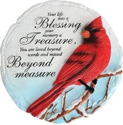 Stepping Stone Cardinal