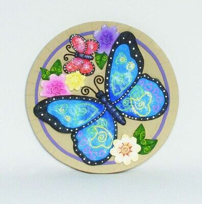 Stepping Stone Butterfly