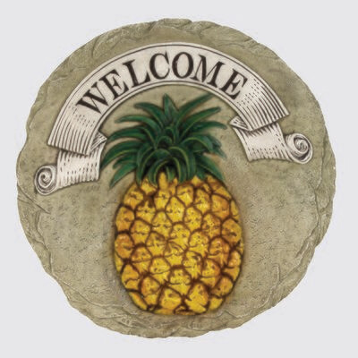 Stepping Stone Pineapple Welcome