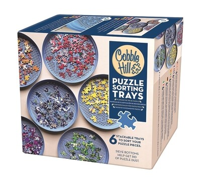 Puzzle Sorting Trays