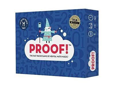 Proof Mental Math Game