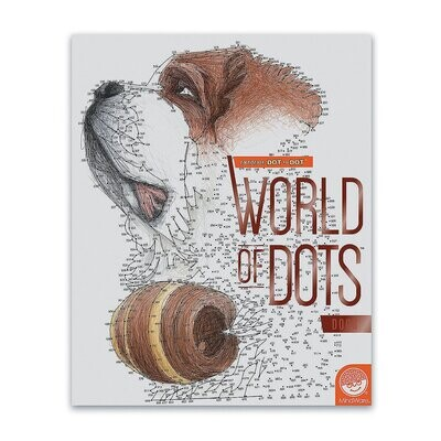 World of Dots Dog Book