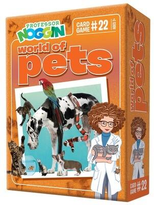 Prof. Noggin World of Pets