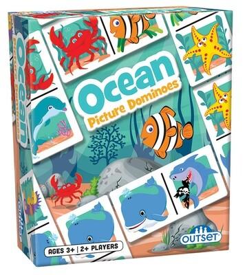 Picture Dominoes Ocean