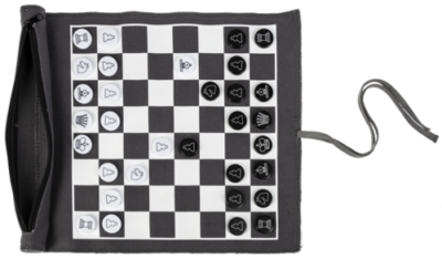 Checkers & Chess Travel Game Set