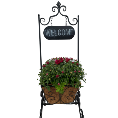 Porch Package Welcome Planter