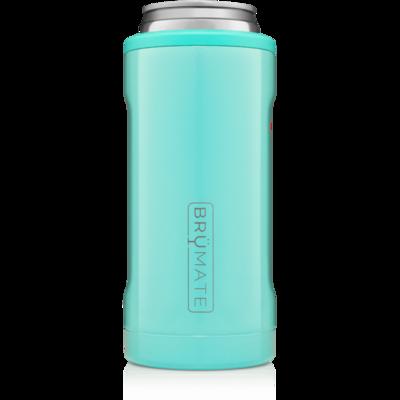 Hopsulator Slim Can Cooler Aqua