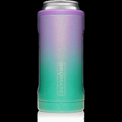Hopsulator Slim Can Cooler Glitter Mermaid