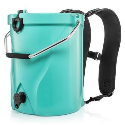 BackTap Cooler Aqua Solid