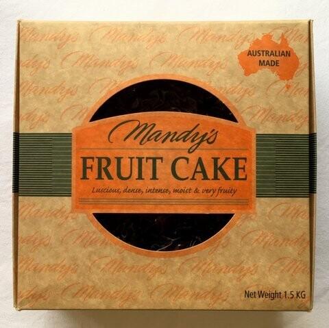 Fruit Cake Large 1.5kg