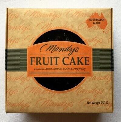 Fruit Cake Small 750g