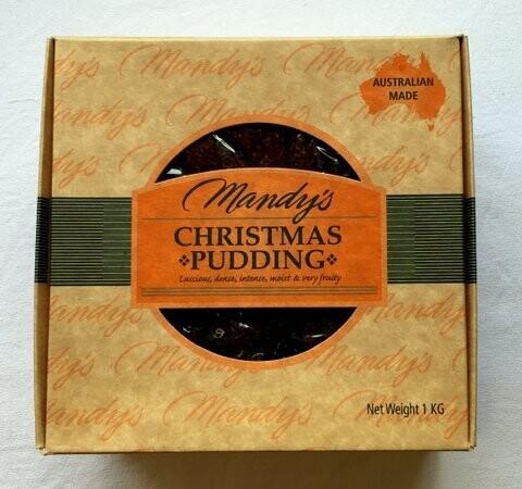 Christmas Pudding 1.0kg