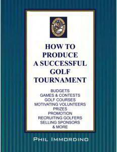 E -Book How to Produce a Successful Golf Tournament 00018