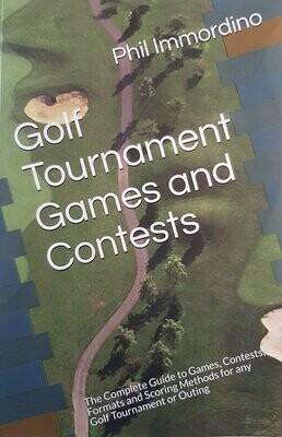 E -Book Golf Tournament Games and Contest 00020