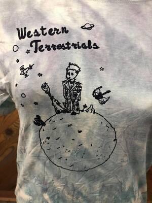 Little Prince Western Terrestrials T-Shirt
