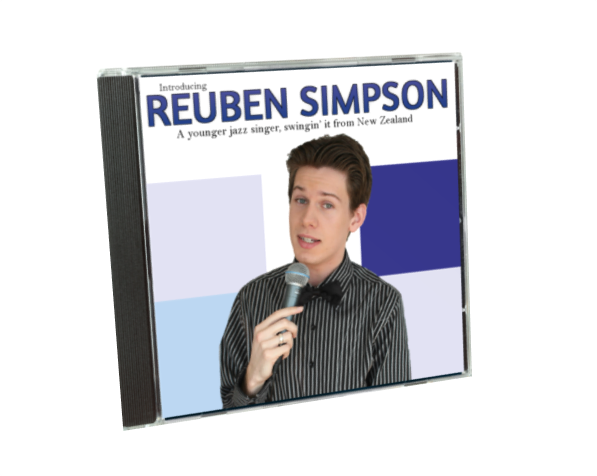 Introducing Reuben Simpson CD
