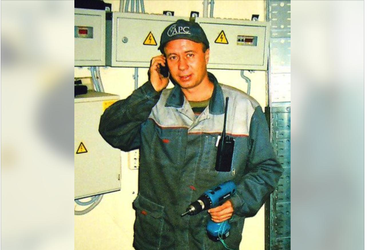 Сергей Жарких
