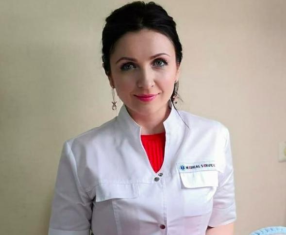 Наталья Сметанина