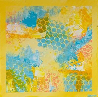 Honeycomb Blues