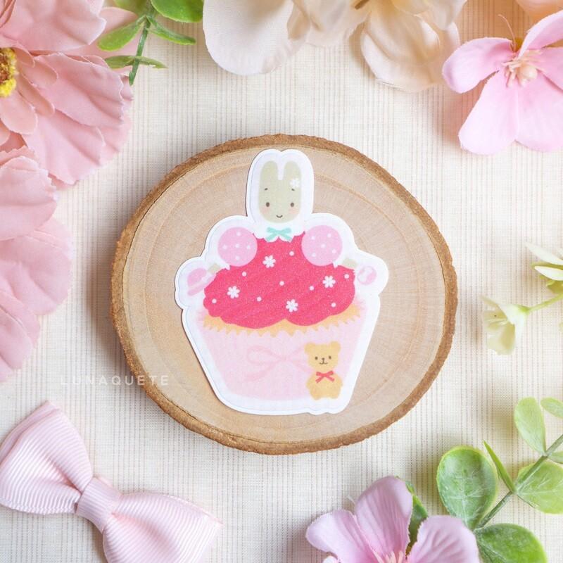 Marron Cream Cupcake