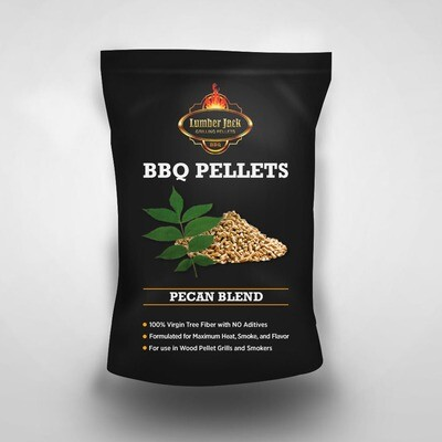 Pecan Blend Lumber Jack BBQ Pellets