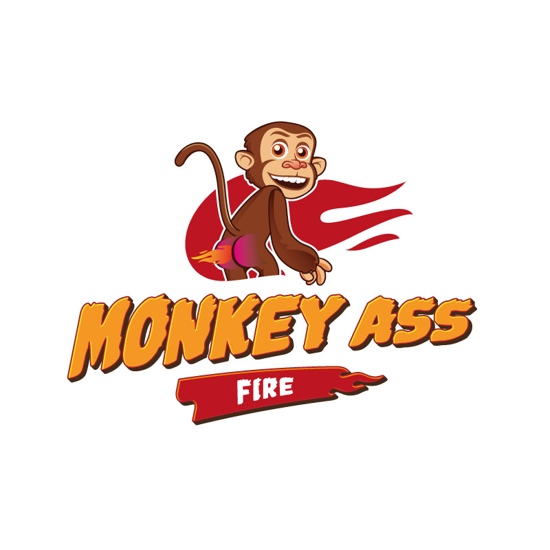 Monkey Ass Fire Hot Sauce