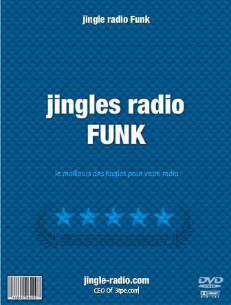 Jingle radio Funk en pack