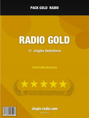 11 jingles radio Gold