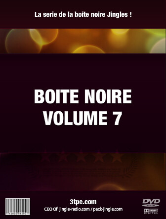 Jingles radio boite noire 7