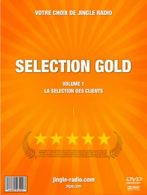 Jingle radio, selection gold