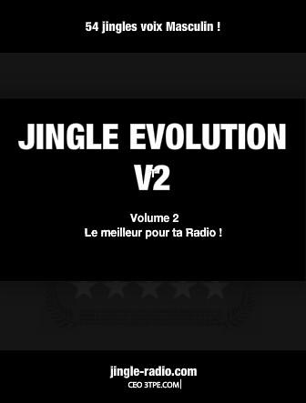 Jingle radio -pack evolution 2