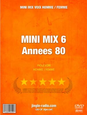 Jingle radio avec Mini Mix V 6