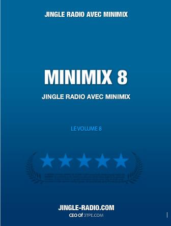 Jingle radio avec Mini Mix numéro 8