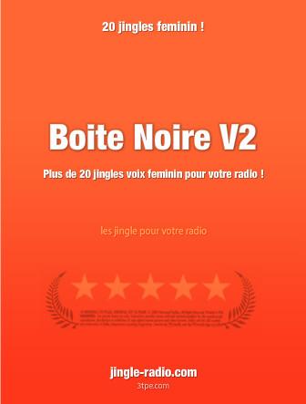 jingle radio  boite noire volume 2