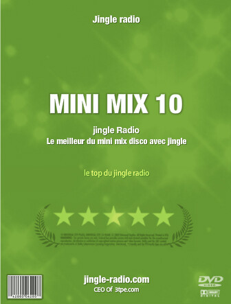 Jingle radio Mini Mix numéro 10