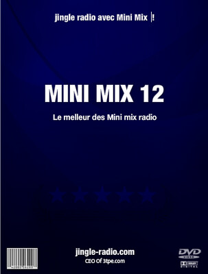 Jingle radio Mini Mix numéro 12