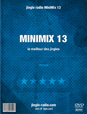Jingle radio Mini Mix numéro 13