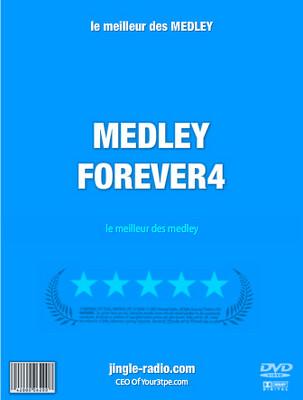 Mini mix radio Medley Forever V4