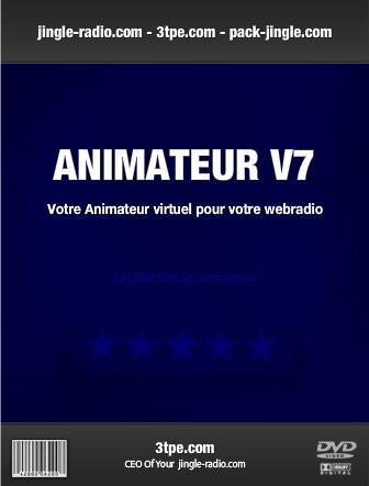 Pack Animateur V7