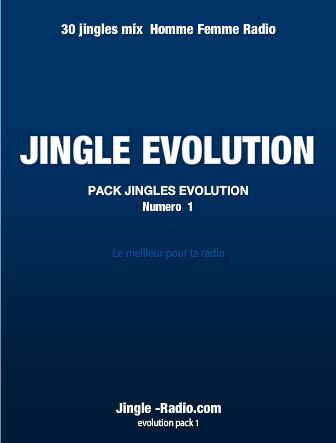 Jingle radio Evolution 1