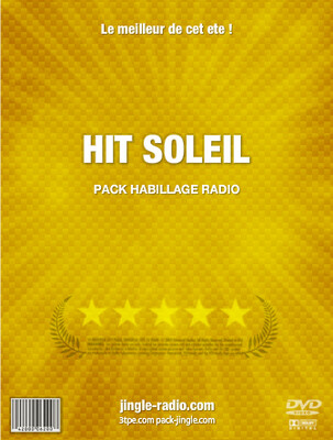 Pack jingle hit soleil,
